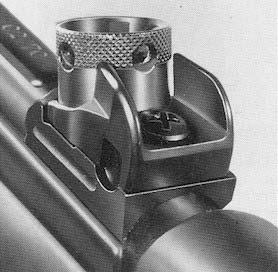 H&K MP5 sights.
