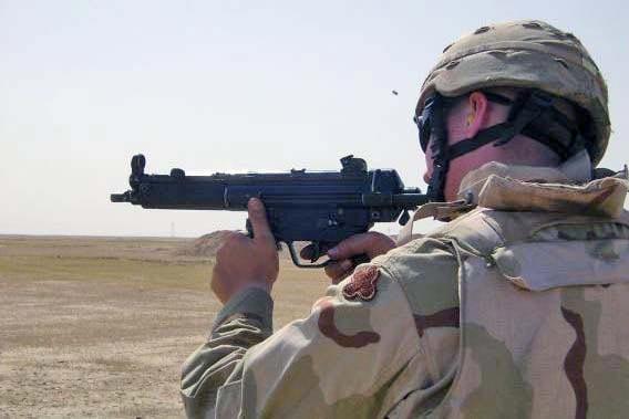 MP5 SMG