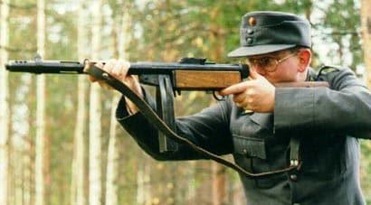The Suomi Kp31 Submachine Gun Finlands Finest Video