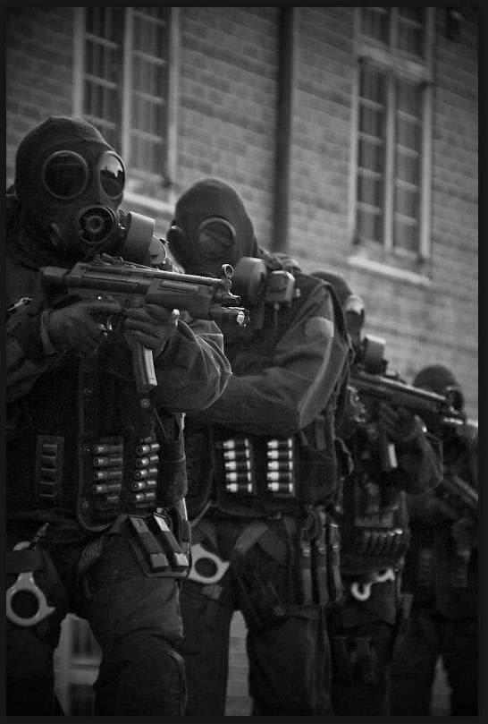 HK MP5 Special operations