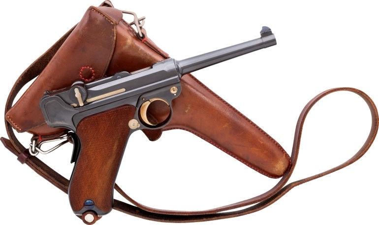 Swiss Luger