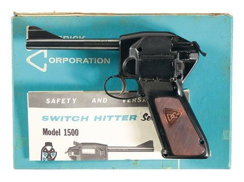 The Dardick pistol