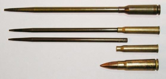 APS rifle dart ammunition