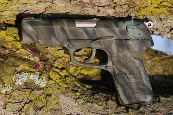 Used P-series pistol