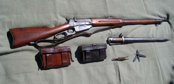 1895 rifle