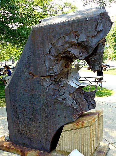 26-inch thick armor from Japanese Yamato