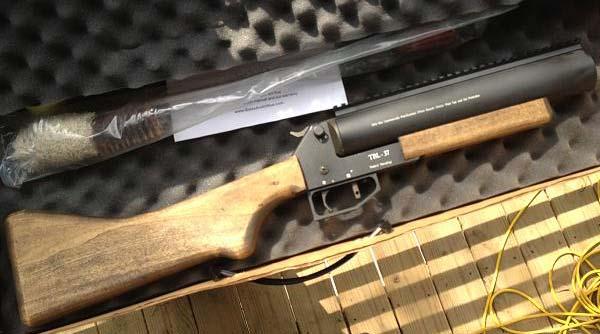 B&D 37mm Bloop gun