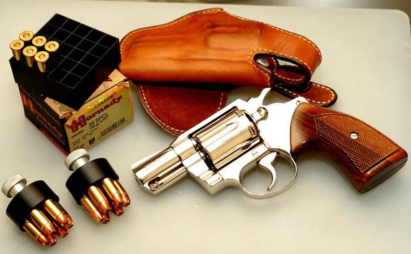 Colt Detective revolver