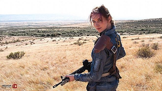 Fallout Girl
