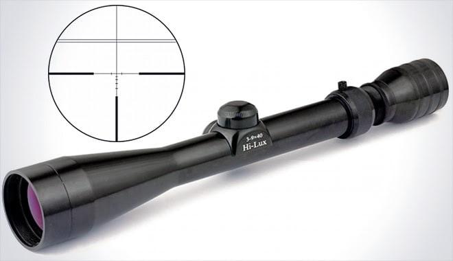 Hi-Lux M40 Tactical Hunter
