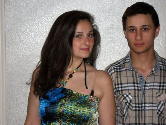 Sammy and his sister moved to Canada from Syria five years ago. (Photo: Facebook)