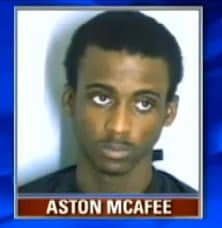 Aston McAfee