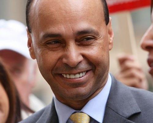 U.S. Rep. Luis V. Gutierrez