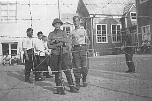 Finnish guard Winchester 1895