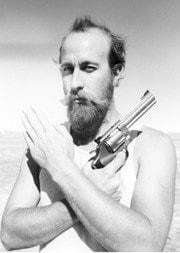 Author, artist and gun owner Ben Philippi.