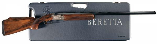 beretta single shot shotgun