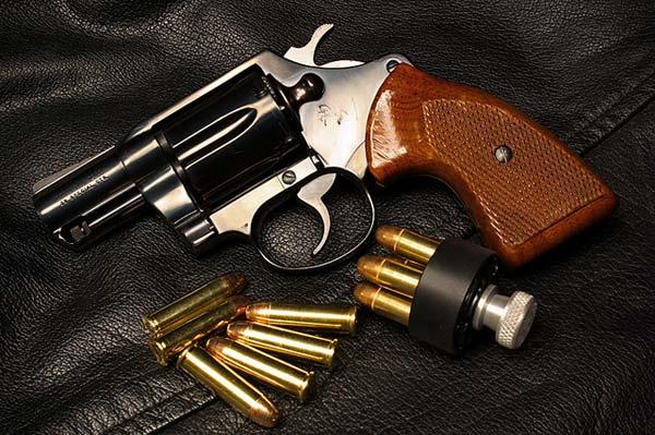 Colt Detective