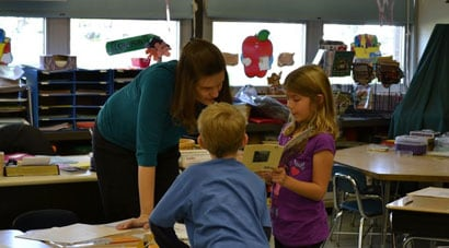 Do armed teachers make our children safer? (Photo credit: Newcomerstown School District)