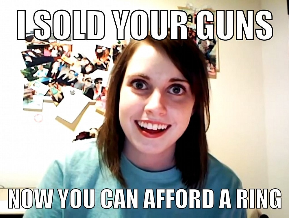 i sold your guns