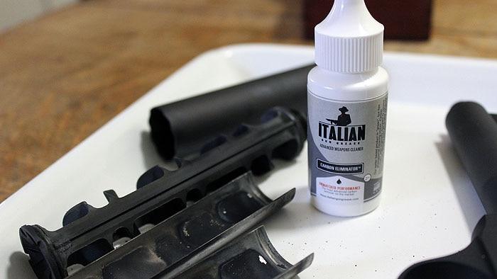 italian gun grease lube