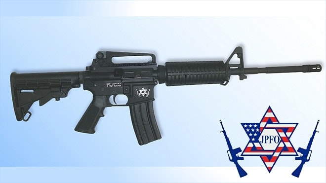 jpfo rifle raffle