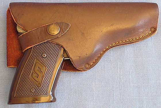 Knocabout pistol