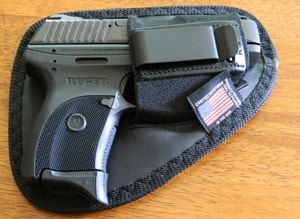 LC9 Holstered