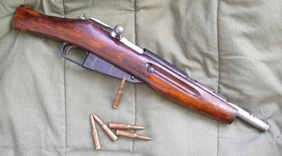 obrez gun