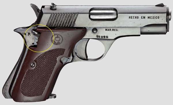 select fire model Trejo pistols