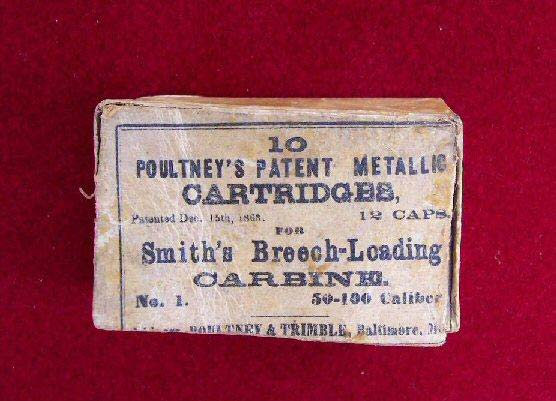 Packet of 10 Smith cartridges