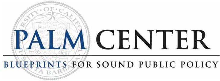 (Palm Center Logo Photo Credit: Palmcenter.org)