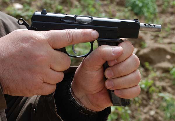 The CZ75 Full Auto Machine Pistol: Czechmate