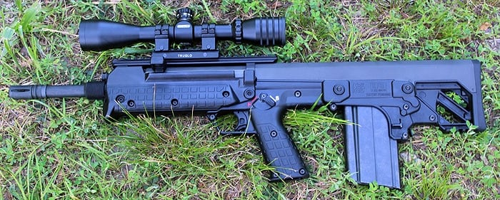 kel tec rfb with scope modification