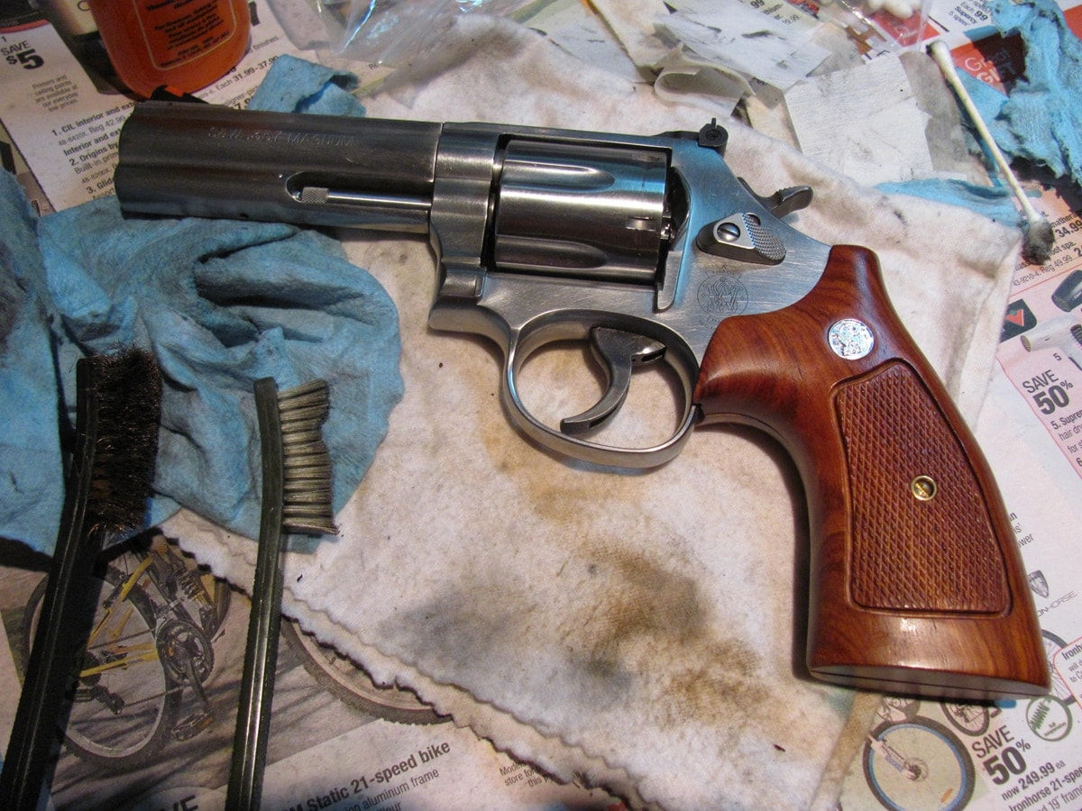 Smith & Wesson 686