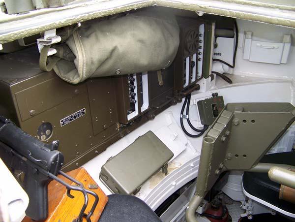 M3 in tank