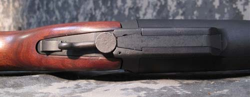 Top latch of M79