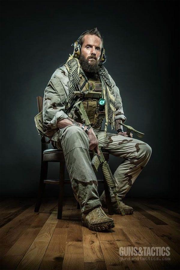 tactical beard