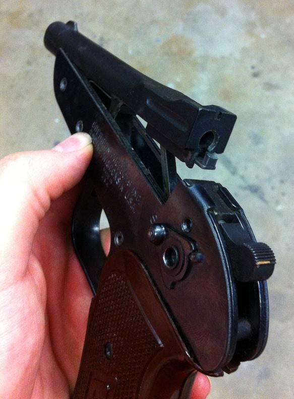 Sheridan pistol