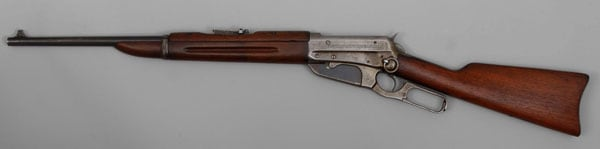 Winchester 1895 saddle ring carbine