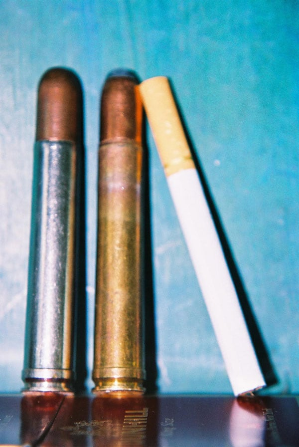 .458 Win Mag rounds