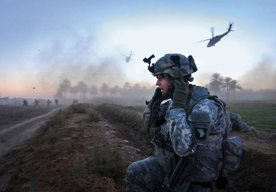 Correct Caption:Ubaydi, IraqDecember 29, 2007 Capt. George Morri