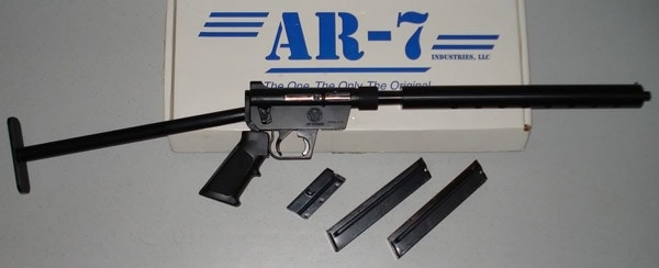 AR7s_made_by_AR_Industries_used_a_skelton_stock_and_a_M16_style_grip
