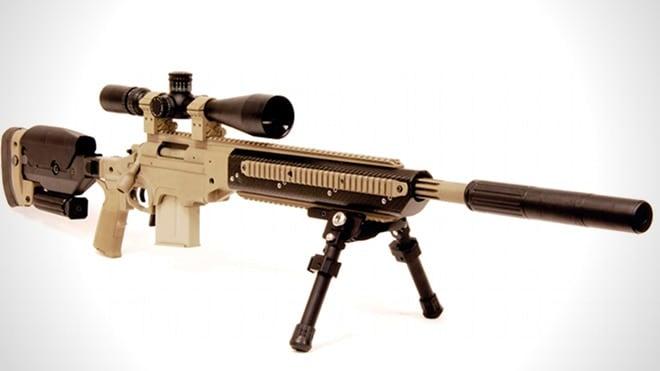 Asymmetric Warrior .223 Wylde Precision Tactical Rifle