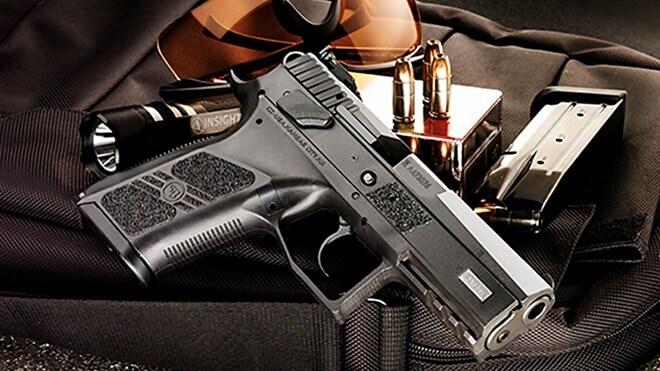 CZ Beauty Gun