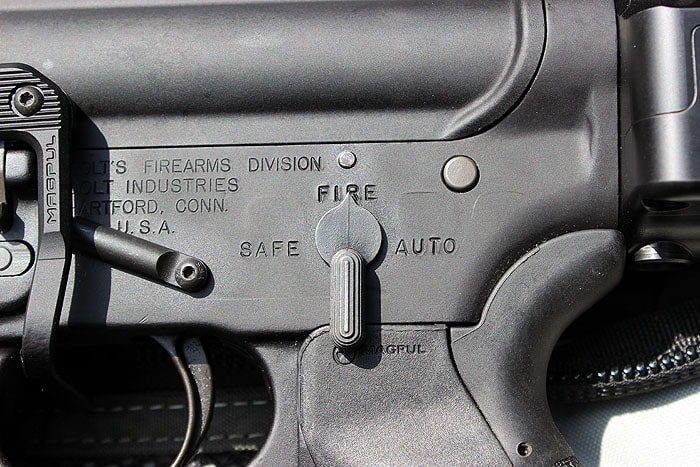 Colt SBR2