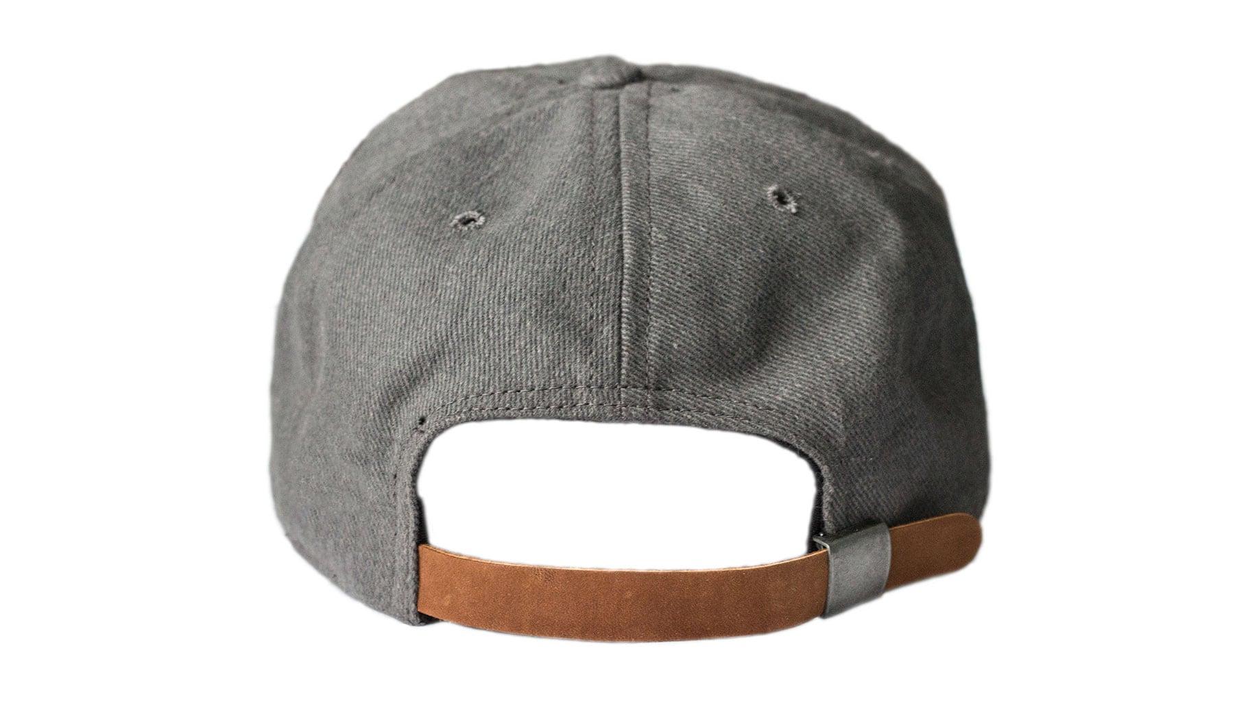 Grey-Twill-Hat-Back