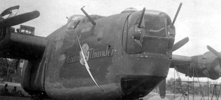 SCOOTINTHUNDER plane