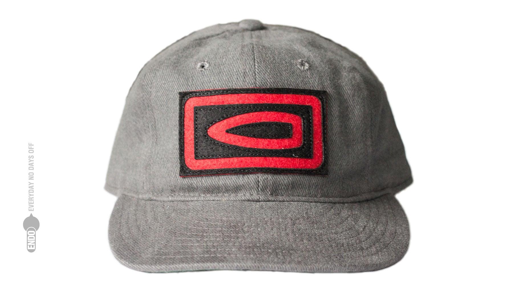 Semi-Auto-Pictogram-Grey-Twill-Hat-Main