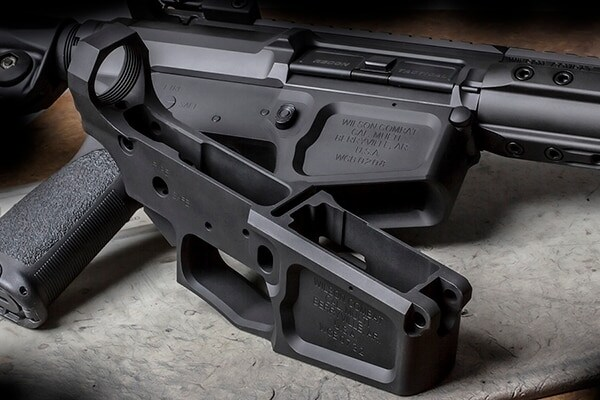 Wilson Combat and Mega Arms Matched Billet Receivers Return!