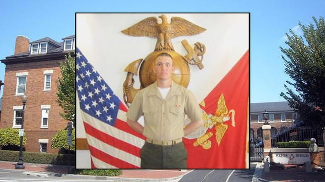 US+Marine+Corps+Lance+Corporal+Cody+Scott+Schoenfelder